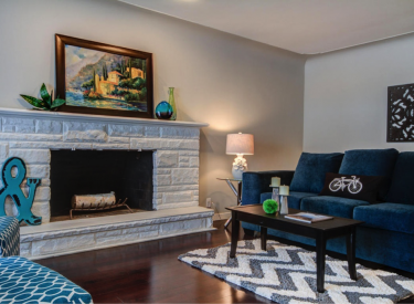 home staging after 4